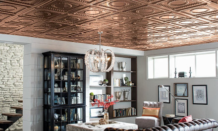 {Decorative Ceilings }